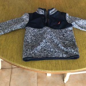 Boy 2T nautica sweater